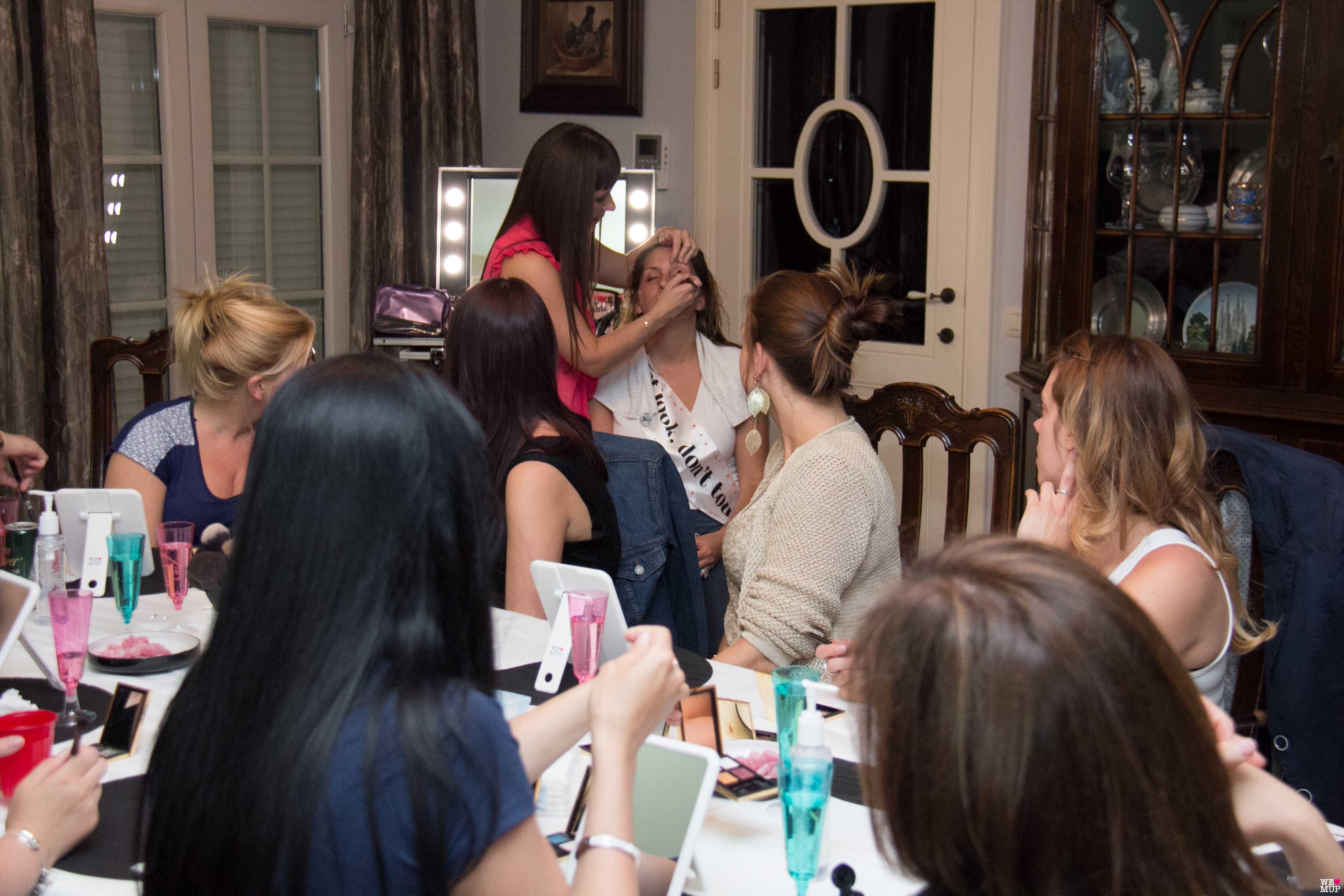 Home Makeup Parties - Makeup Vidalondon